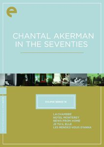 Chantal Akerman in the Seventies (Criterion Collection)