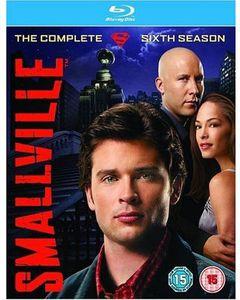 Smallville: The Complete Sixth Season [Import]