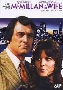 McMillan & Wife: Seasons Three & Four