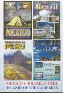 Mexico - Brazil - Peru & Islands of the Carribbean