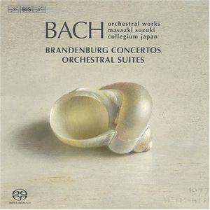 Brandenburg Concertos & Orchestra Suites