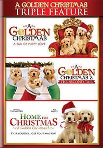 A Golden Christmas Triple Feature
