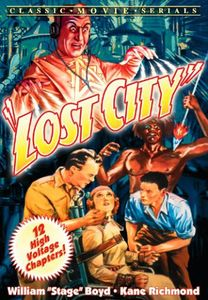 The Lost City: Serial, Chapters 1-12