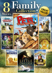 8-Movie Family Collection 2