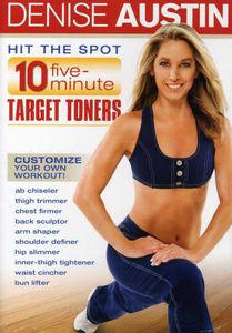 Hit the Spot: 10 Five Minute Target Toners
