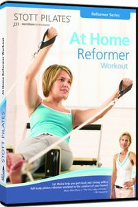 Stott Pilates: At Home Reformer Workout (Eng /  Fre)