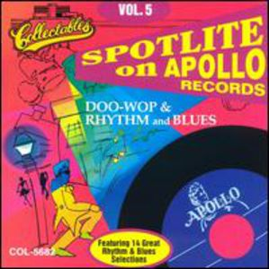 Spotlite Series: Apollo Records, Vol.5