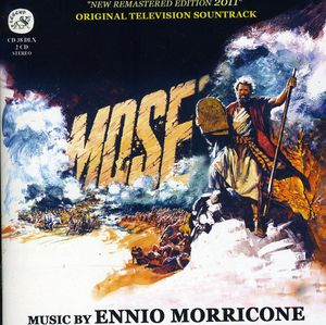 Mosè (Moses the Lawgiver) (Original Television Soundtrack) [Import]