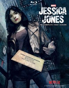 Jessica Jones: The Complete First Season