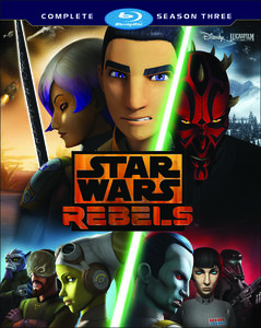 Star Wars Rebels: Complete Season Three