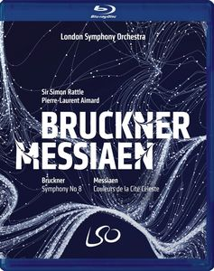 Bruckner: Symphony No.8; Messiaen: Couleurs de la Cite Celeste