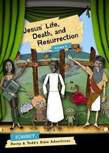 Jesus Life Death & Resurrection