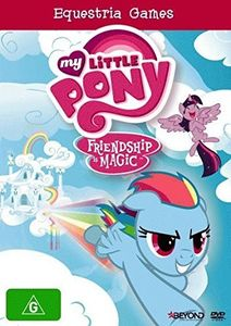 My Little Pony: Friendship Is Magic - Equestria Ga [Import]