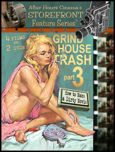 Grindhouse Trash Part 3: Four Movie Collection