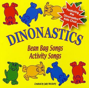 Dinonastics Bean Bag Songs Activity Songs