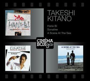 Cinemabox: Takeshi Kitano [Import]