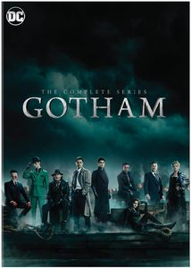 Gotham: The Complete Series (DC)