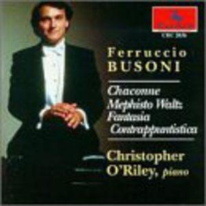 Mephisto Waltz /  Chaconne /  Fantasia Contrapuntica