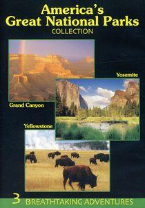 Grand Canyon Yosemite Yellowstone
