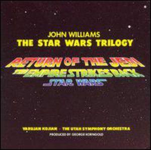 Star Wars Trilogy (Original Soundtrack)