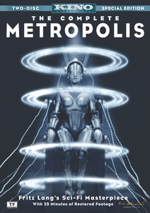 The Complete Metropolis (Limited Edition)