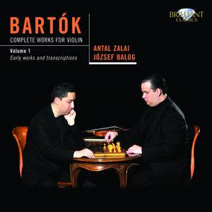 Complete Works for Violin 1