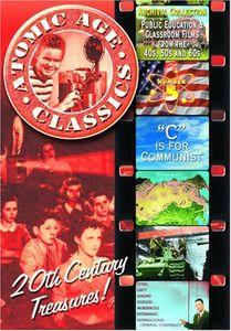"""Atomic Age Classics: Volume 5: """"C"""" Is for Communist"""