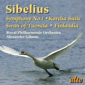 Symphony 1: Finlandia Tuonela Karelia Suite