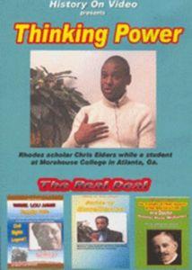 Thinking Power: Rhodes Scholar Chris Elders While