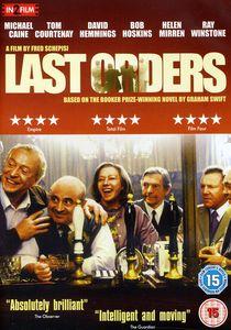 Last Orders (2001) [Import]