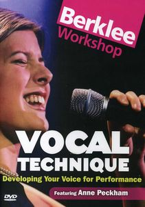 Vocal Technique: Developing Your Voice for Perform