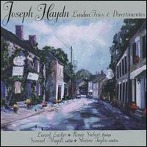 Haydn London Trios & Divertimentos