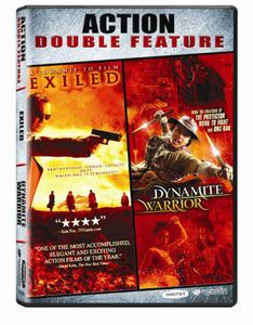 Action Double Feature: Exiled /  Dynamite Warrior