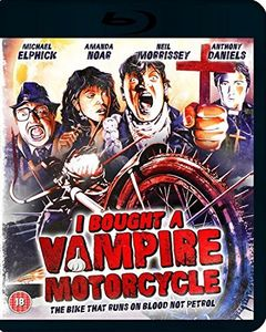 I Bought A Vampire Motorcycle [Import]