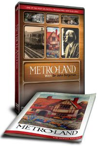 Metroland with Sir John Betjeman [Import]