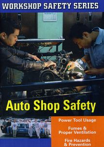 Workshop Safety: Auto Shop