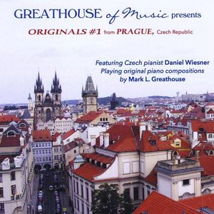 Greathouse of Music Presents Originals #1 from Pra