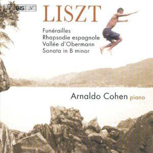 Piano Sonata /  Funerailles /  Rhapsodie Espagnole