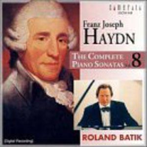 Complete Piano Sonatas 8