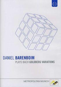 Daniel Barenboim Plays Bach Goldberg