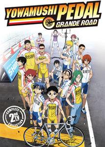 Yowamushi Pedal Grande Road