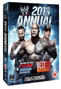 WWE 2013 Annual [Import]