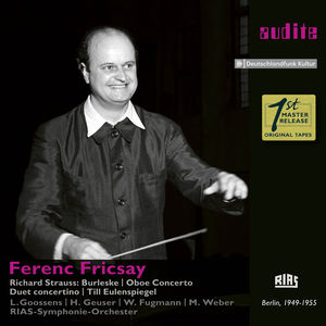 Ferenc Fricsay Conducts Richard Strauss