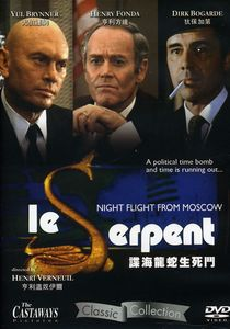 Le Serpent (Night Flight From Moscow) [Import]