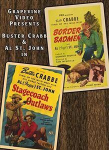 Border Badmen (1945) /  Stagecoach Outlaws (1945)