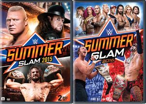 WWE: SummerSlam 2015 /  WWE: SummerSlam 2016