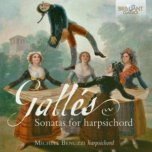 Galles: Sonatas for Harpsichord