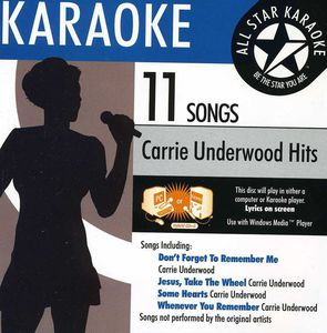 Karaoke: Carrie Underwood Greatest Hits, Vol. 1