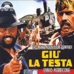 Giu La Testa (Original Soundtrack) [Import]