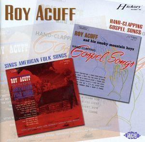 Sings American Folk Songs/ Hand-Clapping Gospel Songs [Import]